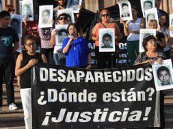 61637 es la cifra oficial hasta el momento de los desaparecidos en México
