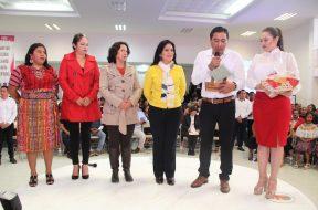 Bonilla Hidalgo inaugura Foro en Trinitaria