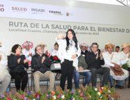 Con INSABI se garantizan los servicios de salud para las y los chiapanecos Bonilla Hidalgo