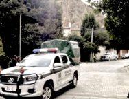 Embajada mexicana en Bolivia reporta nuevamente actividad policiaca