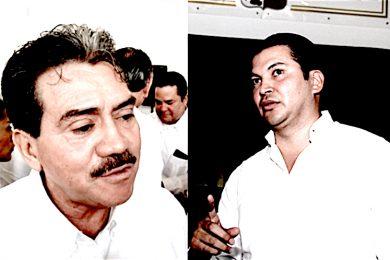 Evaristo Hernández Cruz y Jorge Bracamontes Hernández