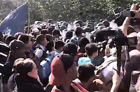 Inicia CNDH investigación del enfrentamiento entre migrantes y GN
