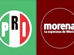 PRI vs Morena