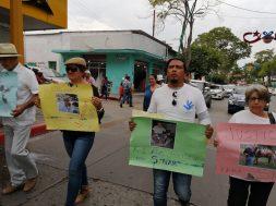 Piden esclarecer asesinato del activista Sinar Corzo I