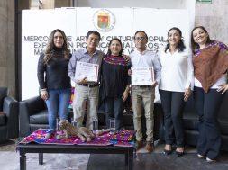"Presentan exposición pictórica ""Diálogos"" en Congreso del Estado"