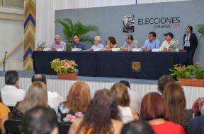 """Presentaron en la UNACH el libro """"Elecciones Chiapas 2018"""""""