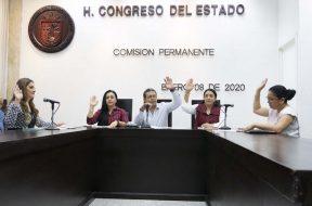 Turnan a comisiones parlamentarias diversas disposiciones