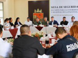 Una nueva realidad en Chiapas, con seguridad y armonía social