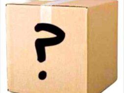caja misteriosa