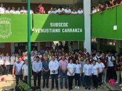 UNICACH-Venustiano Carranza, subsede de vanguardia