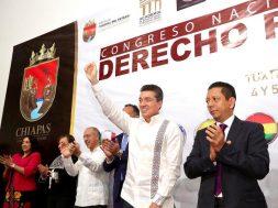 Anuncia Jorge Llaven Jornada Jurídica en Tapachula