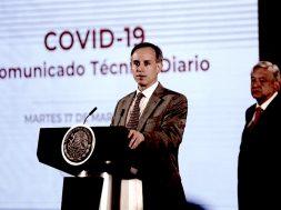 Hugo López-Gatell Covid 19