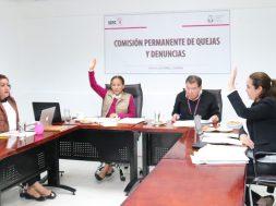 Sesión de Quejas y Denuncias IEPC