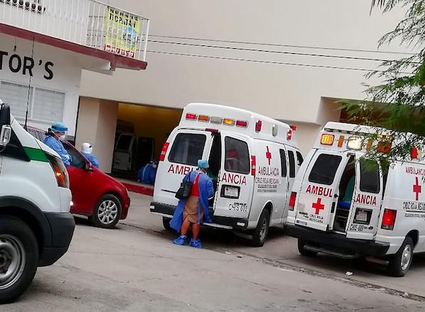 """Fake news: El día del colapso del hospital """"5 de mayo"""""""