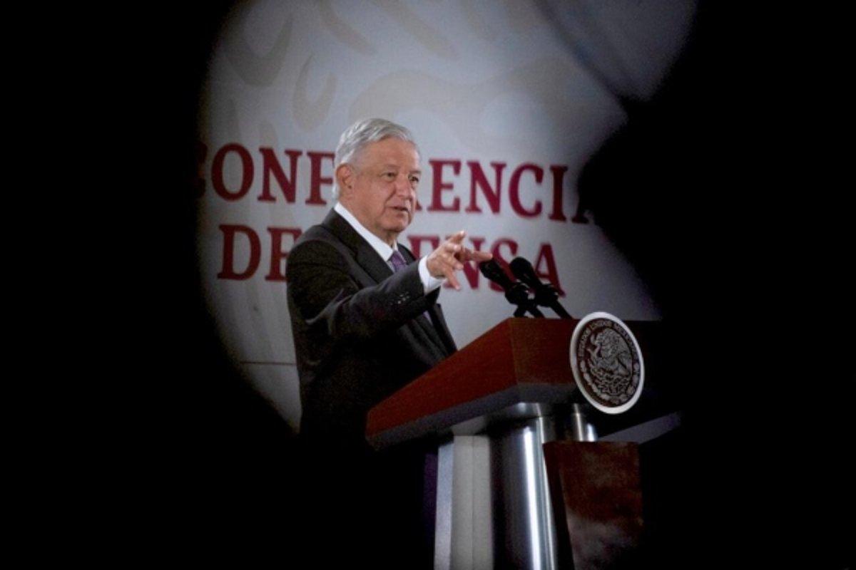 """López Obrador """"El solapador"""" / Índice"""