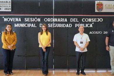 Seguridad Tapachula