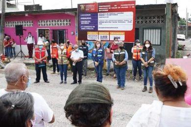 Calles Tapachula
