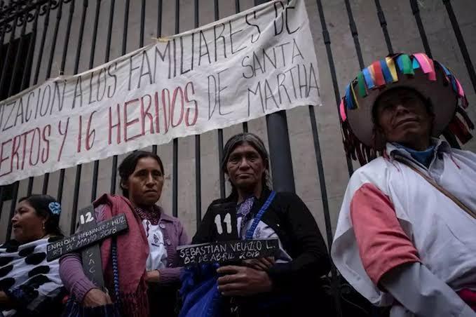 México y Chiapas; incendiados / Índice