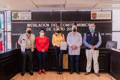 Comité Salud Tapachula