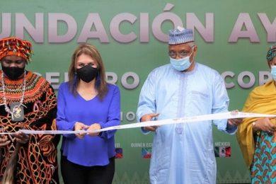 Embajador Nigeria Tapachula