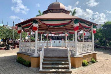 Fiestas patrias Tapachula