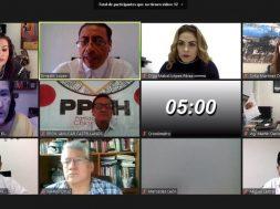 IEPC Sesión de Quejas y Denuncias