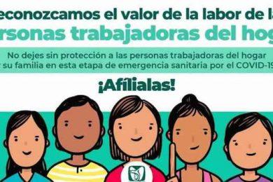 IMSS Trabajadoras del Hogar Afiliación