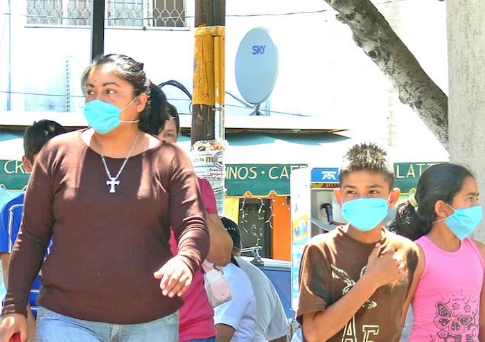 Registra Tuxtla Gutiérrez 4 contagios de Covid-19 en un día