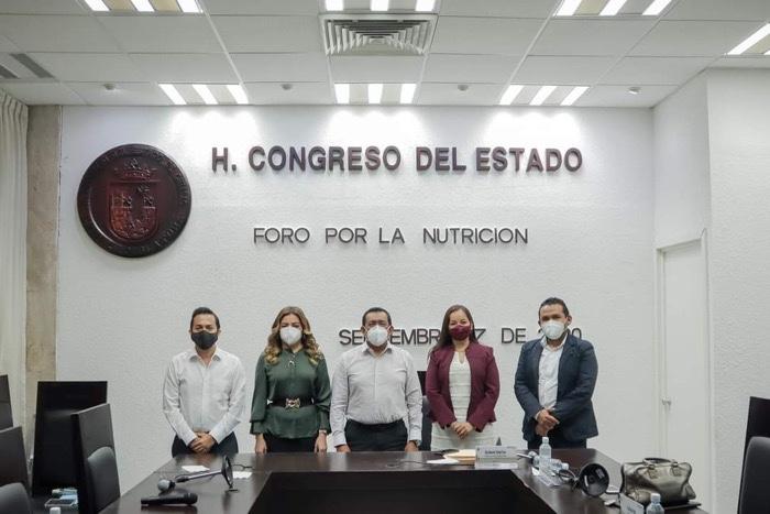 Congreso realiza Foro por la nutrición de niñas, niños y adolescentes