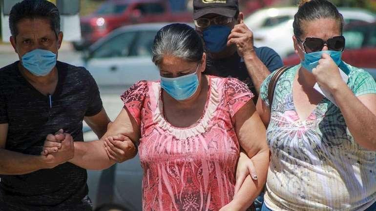 Reportan 19 nuevos contagios de Covid-19 en Chiapas