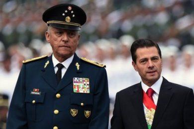 Cienfuegos Peña Nieto
