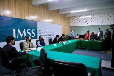 Licitaciones Públicas IMSS