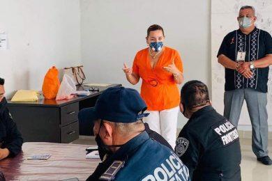 Policias Tapachula
