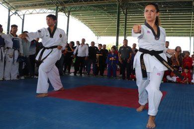 Unicach taekwondo