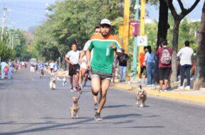 Corre con tu mascota