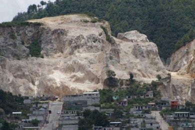Minera San Cristóbal de Las Casas