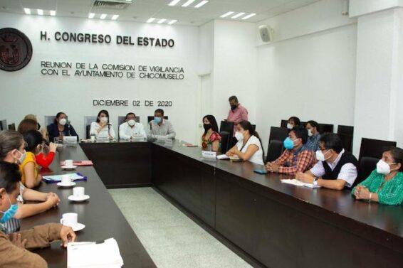 Congreso ayuntamientos