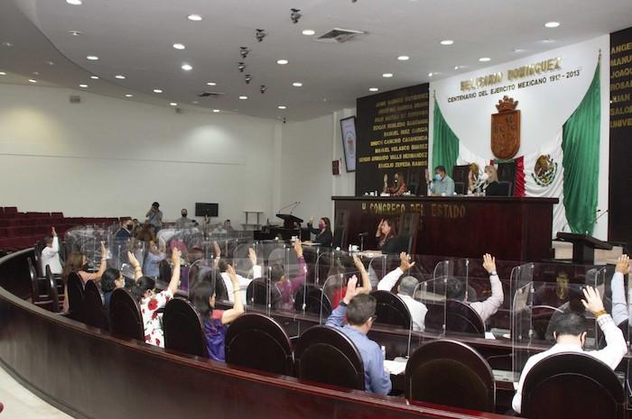 Avala Congreso eliminación del fuero constitucional al Presidente de la República