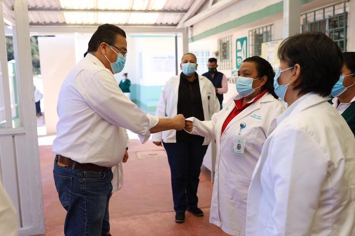 Chiapas es prioridad para el IMSS: Javier Guerrero