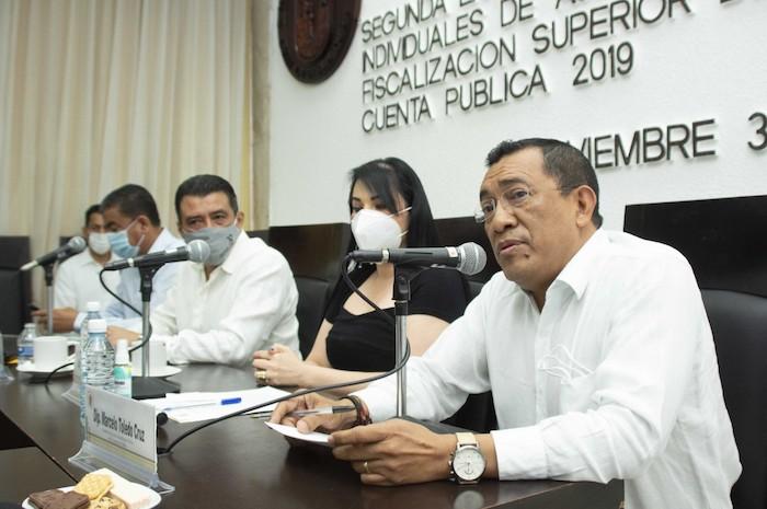Llama Marcelo Toledo a privilegiar transparencia en Cuentas Públicas