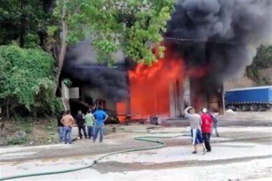 explosión gasolina chiapas