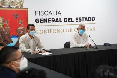 nuevo fiscal Chiapas