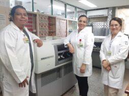 químicos IMSS