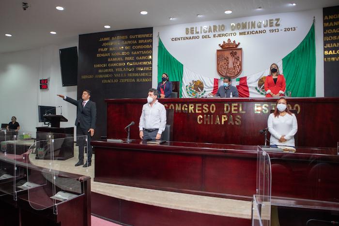 Congreso del Estado aprueba diversas disposiciones