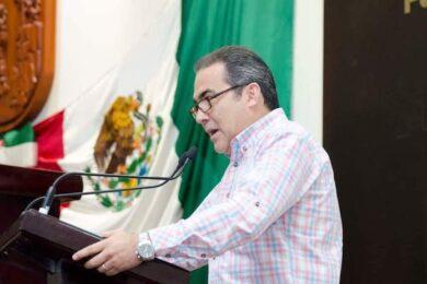 Diputado Sergio Rivas Vázquez