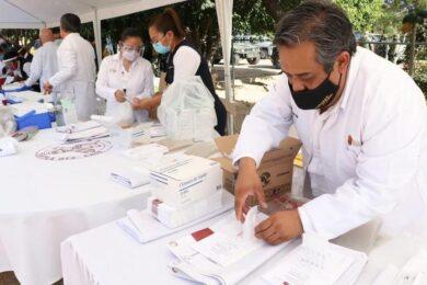 vacunas covid-19 Chiapas