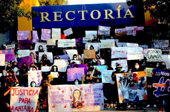 Nueva 'bomba' tras caso Mariana amenaza a rectoría de la Unach / En la Mira