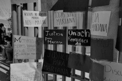 mariana feminicidio unach