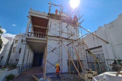 restauración museo de la ciudad