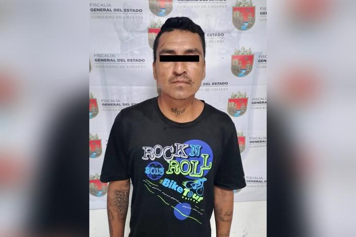 En Tuxtla, detienen a asaltante que disparó en contra de taxista
